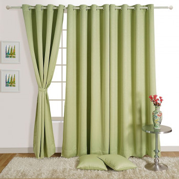 Jacquard Blackout Curtains - 2061