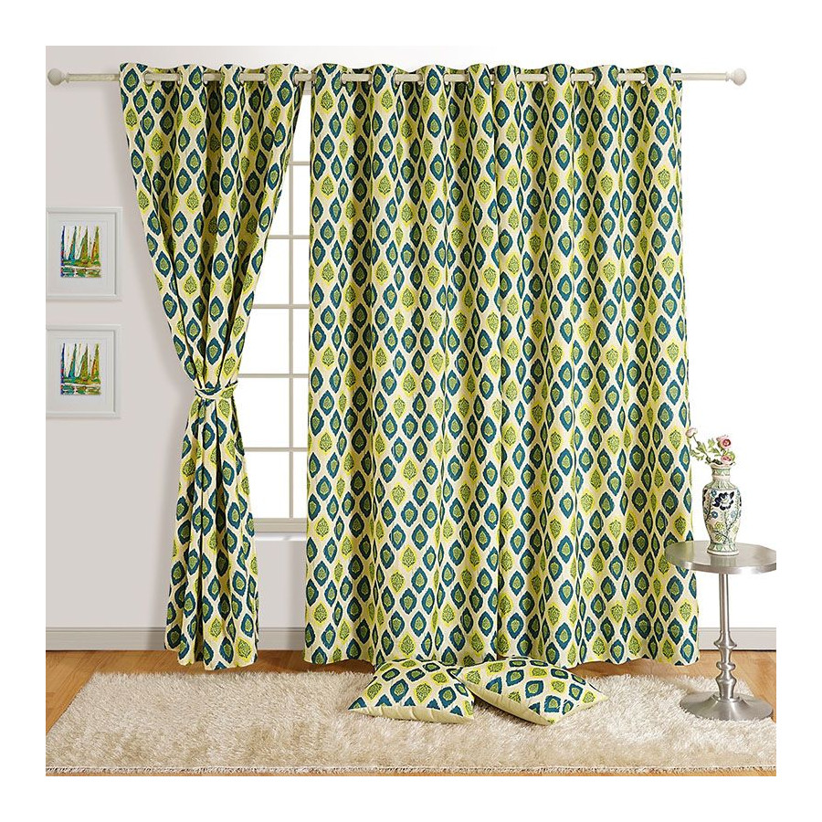 Mulberry Curtains - 6411
