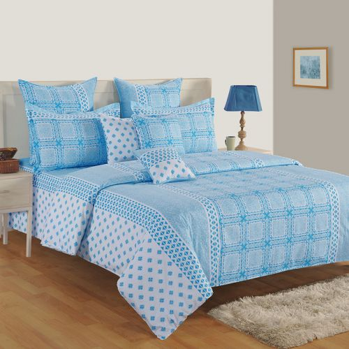 Vibrant Culture Ananda Bed Sheet - 14001