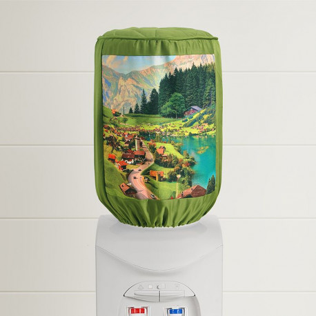 Nature Beauty Water Bottle Cover-BTL-5885