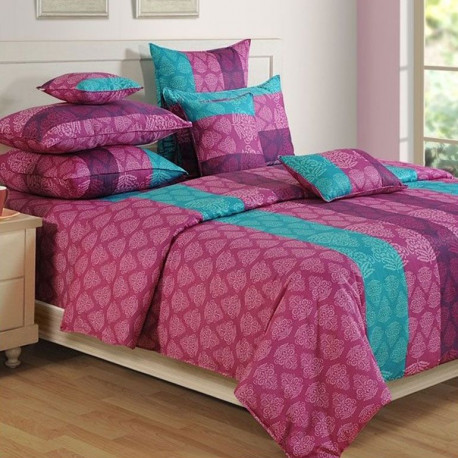Shades of Paradise Comforters - 1301