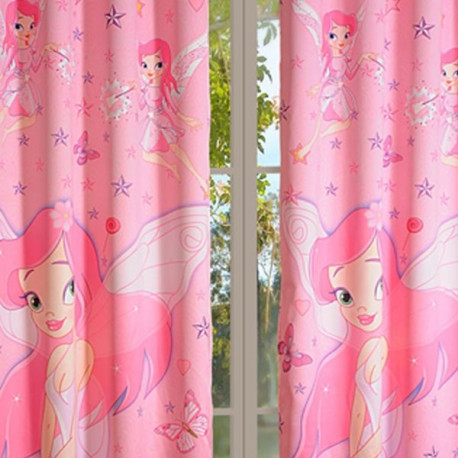 Fairy Kids Curtains-116