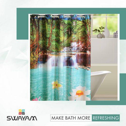 bathroom curtain online