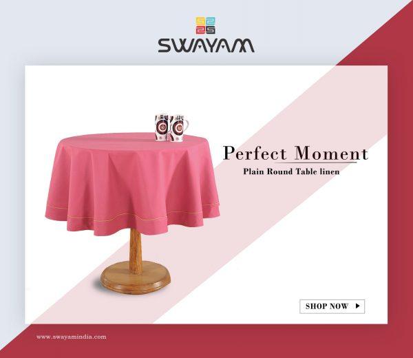 plain tablecloths