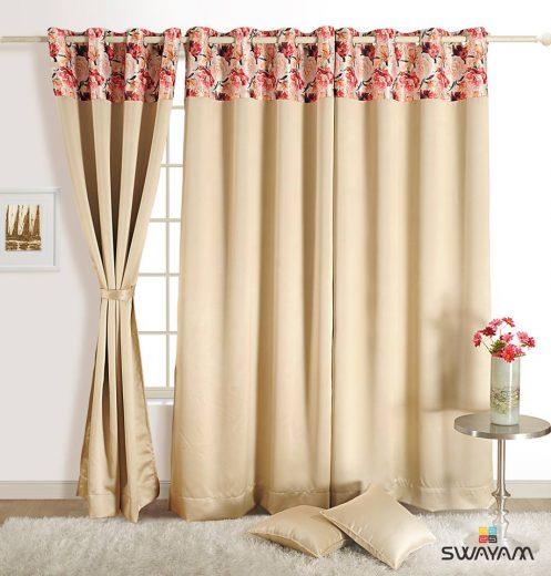 reversible eyelet curtains