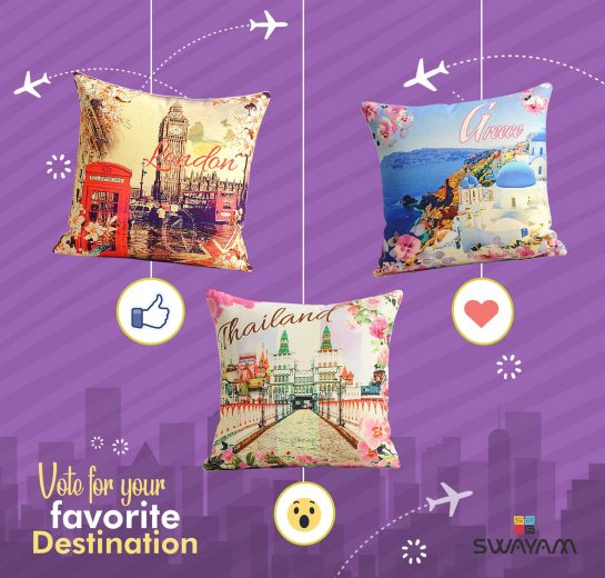 cushion cover online shopping