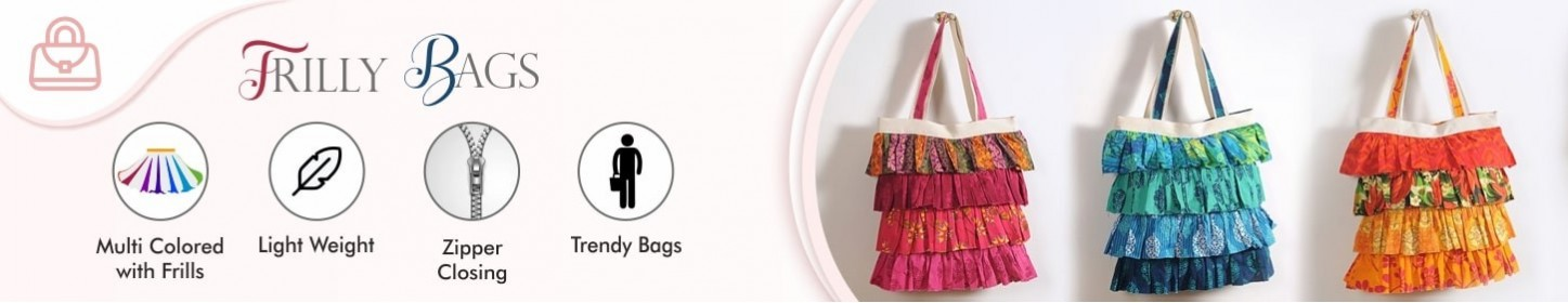 Frilly Bags