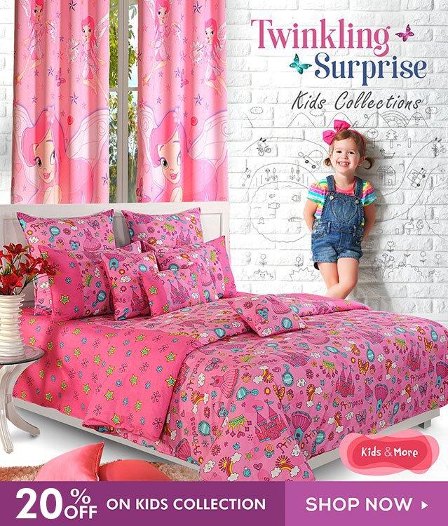 Buy Kids Linen