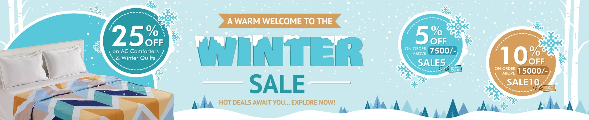 Swayam India - Winter Season Sale - 25% OFF