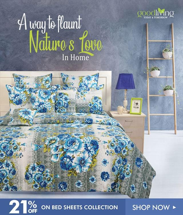 Buy Bed Sheet