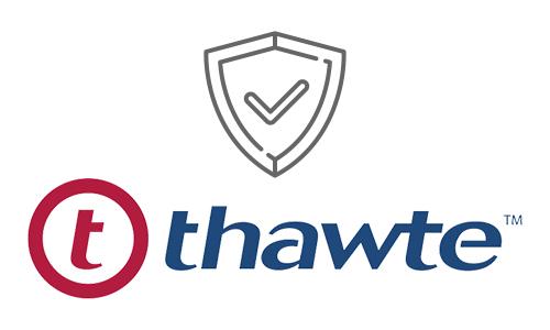 Swayamindia Thawte SSL Certificate